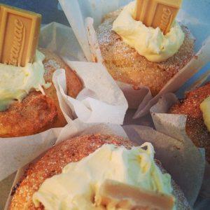 Caramac Muffins